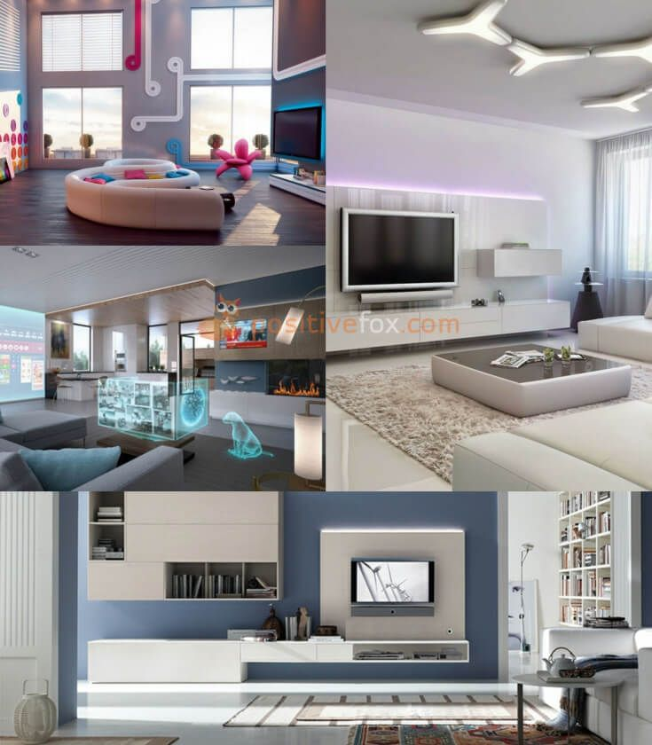 50+ High Tech Interior Design Ideas   Modern Design Ideas With Photos