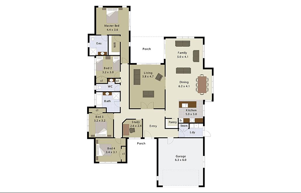new zealand house plans - New Zealand Home Floor Plans