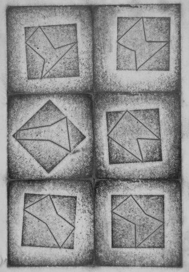 Nico Kok, Squares in squares