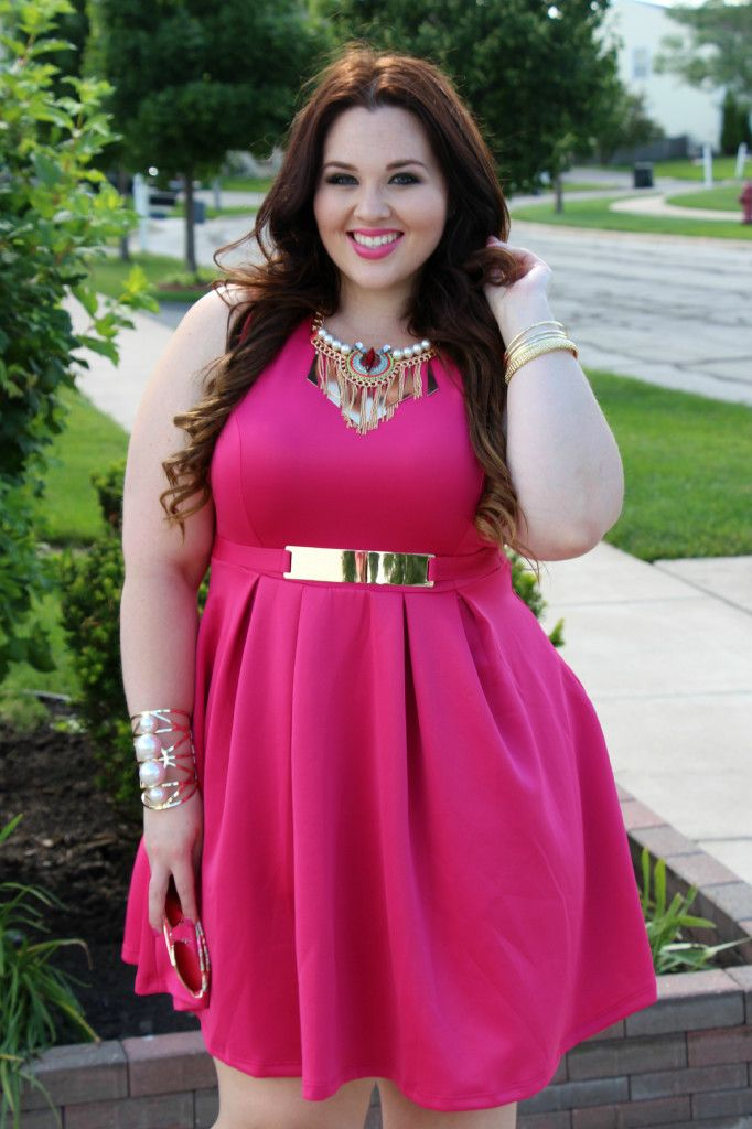 Plus Size Party Dresses Lookbook featuring Fashion To Figure ...