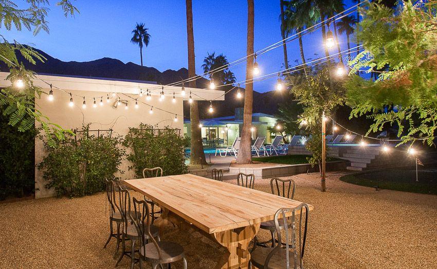 Mid Century Modern home in Las Palmas, Palm Springs