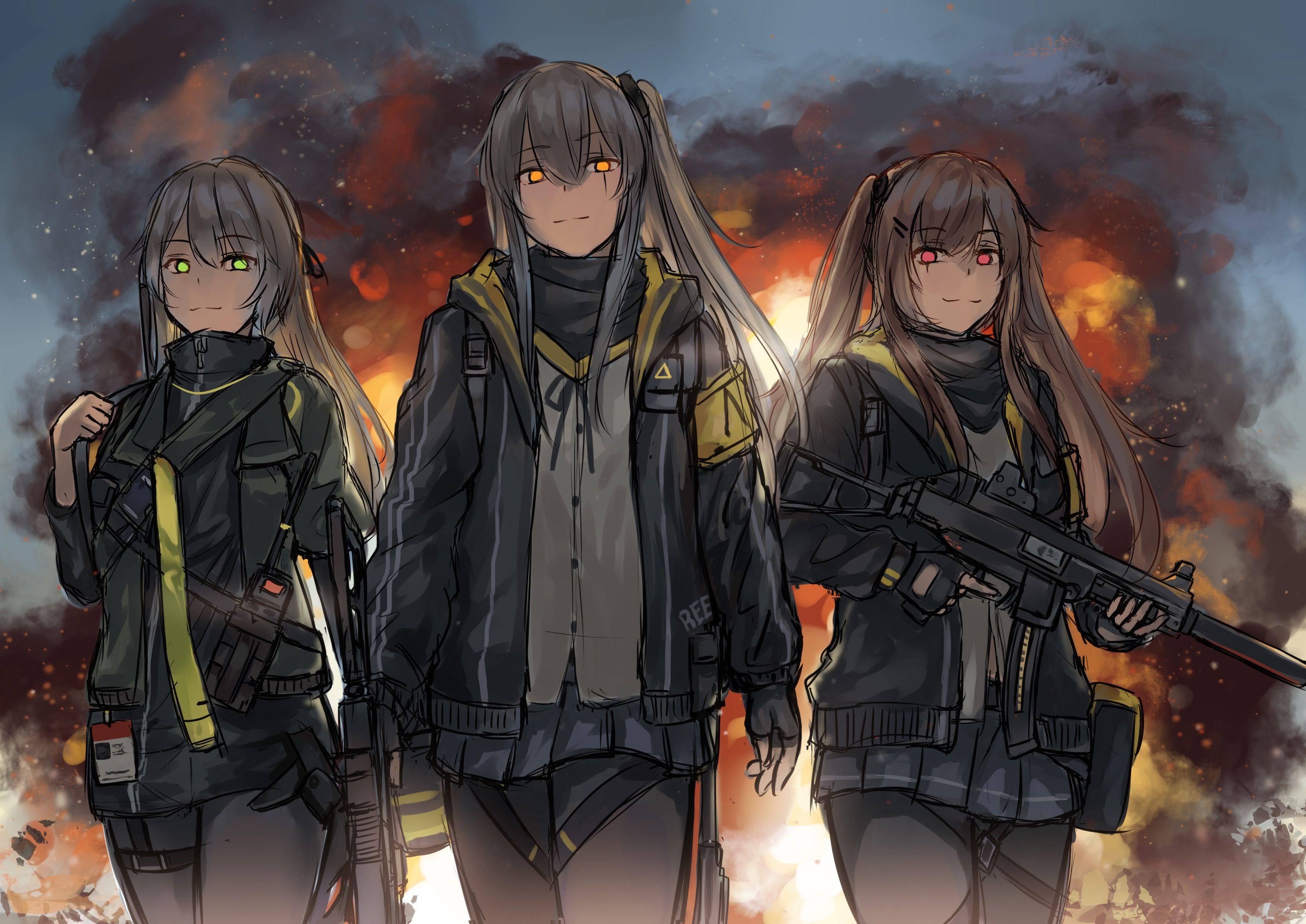 /m4a1 (girls frontline) | yande.re