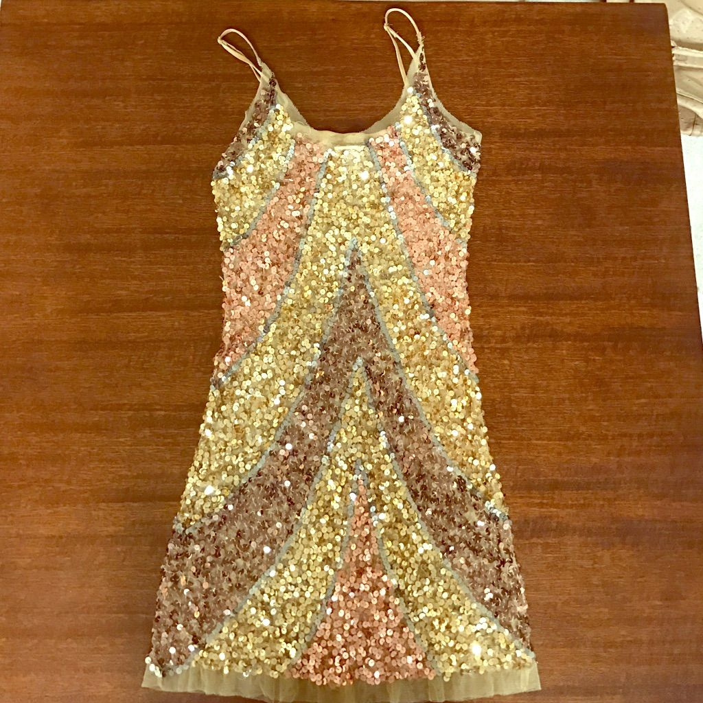 Arden b sequin dress xs products