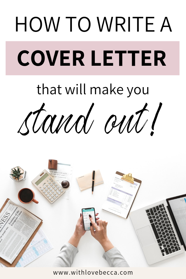 Pin On Cover Letters
