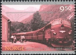 150 Years of Railways in Norway