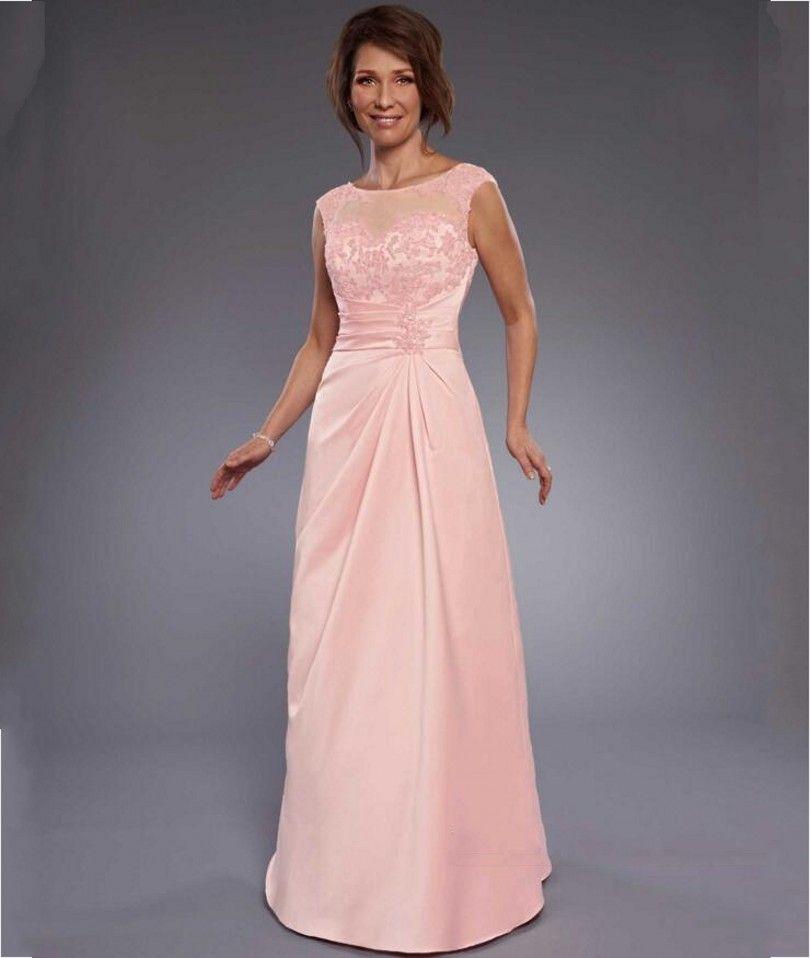 Compra Vintage vestidos de la madre de la novia online al por mayor ...
