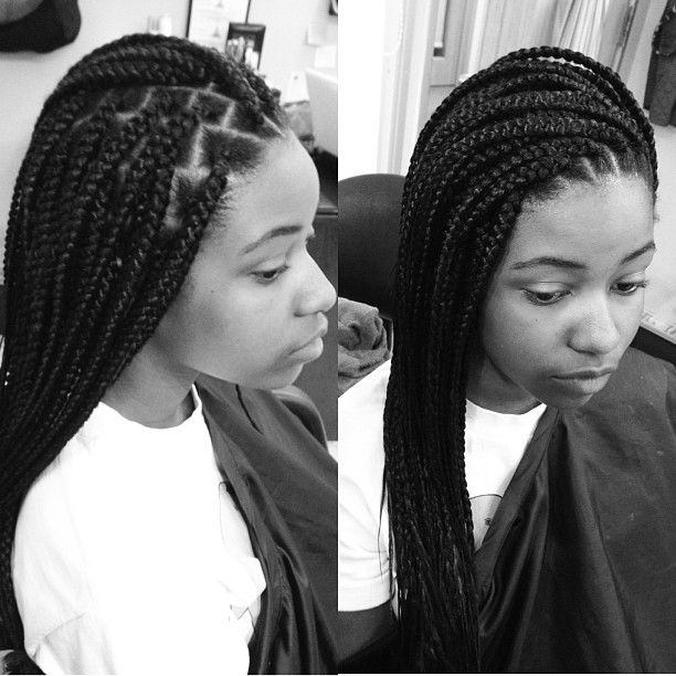 adelesupreme | Such a Chunky individual #braids ....these are - Adelesupreme Such A Chunky Individual #braids.these Are Cute