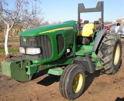 John Deere 6120, 6220(L), 6320(L), 6420(L), 6520L Tractors Diagnosis ...