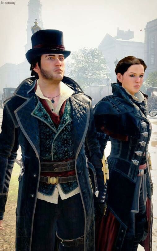 Jacob Evie Frye Frye Twins Assassin S Creed Syndicate Assasing Creed Assassins Creed Game Assassins Creed Syndicate