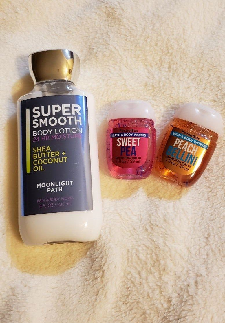 Bath And Body Works Lotion Hand Sanitizers You Will Get Super