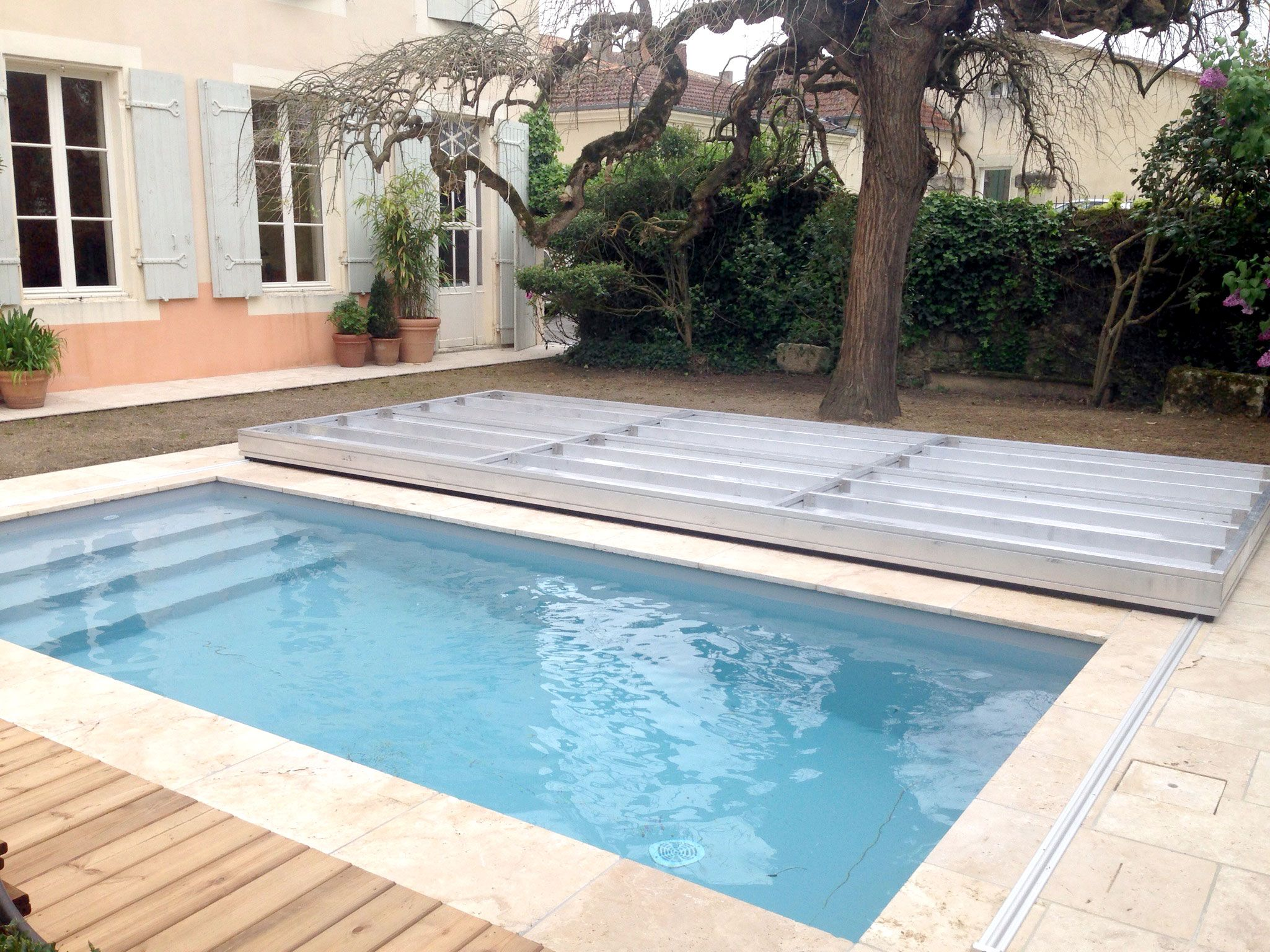 Une Installation De Terrasse Mobile En Aquitaine En 2019