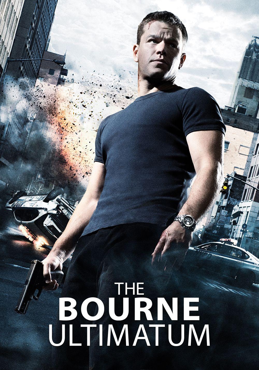 bourne ultimatum the ultimate bourne movie filmmusic