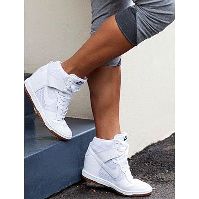In 2019 Nike Sneakers Zapatillas Cuña BlancasZapatos qVUzMpS