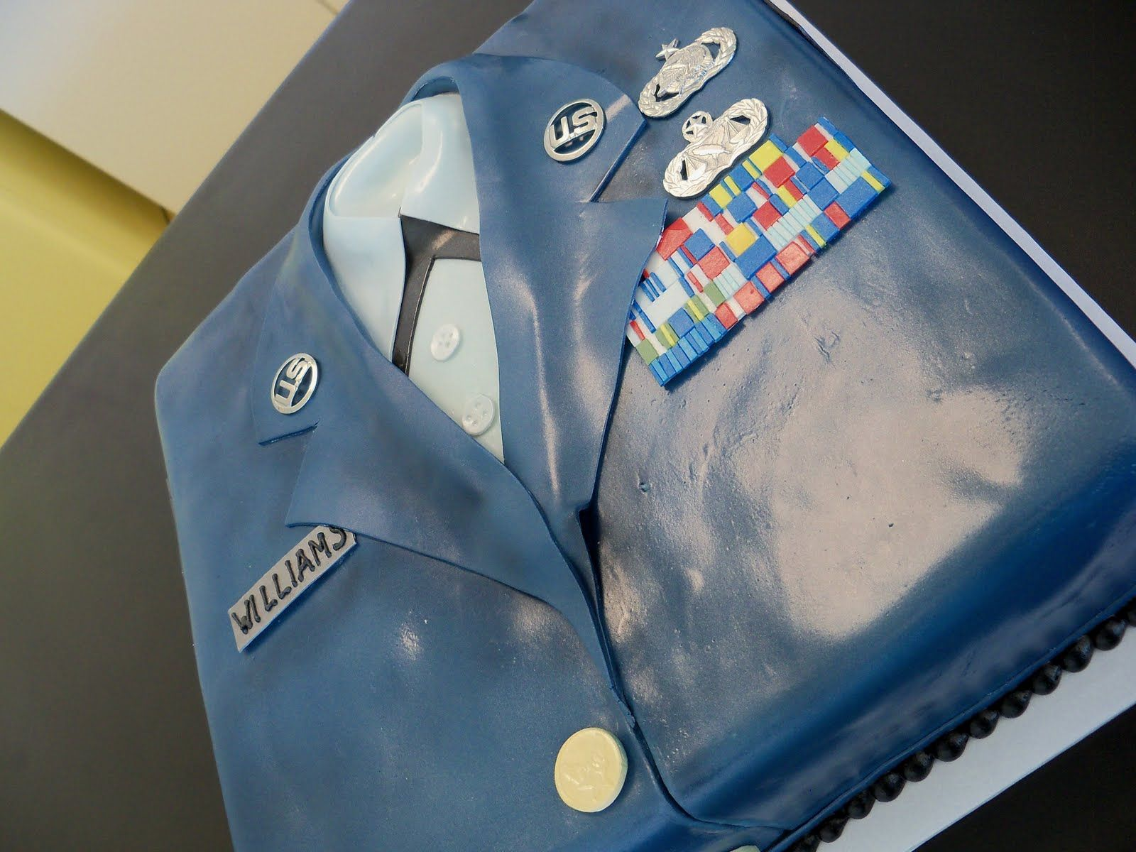 Air Force Retirement cake Retirement cakes, Promotion