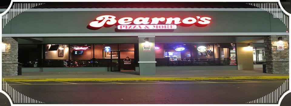 Bearno S Pizza More 2560 Enterprise Rd Orange City Fl Http Visitwestvolusia Com Dining Restaurant Cfm Orange City Pizza And More Dining