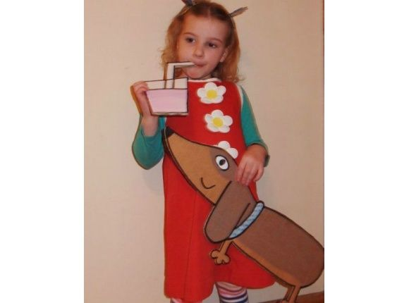 Take A Look Through These Easy World Book Day Costumes For Ideas