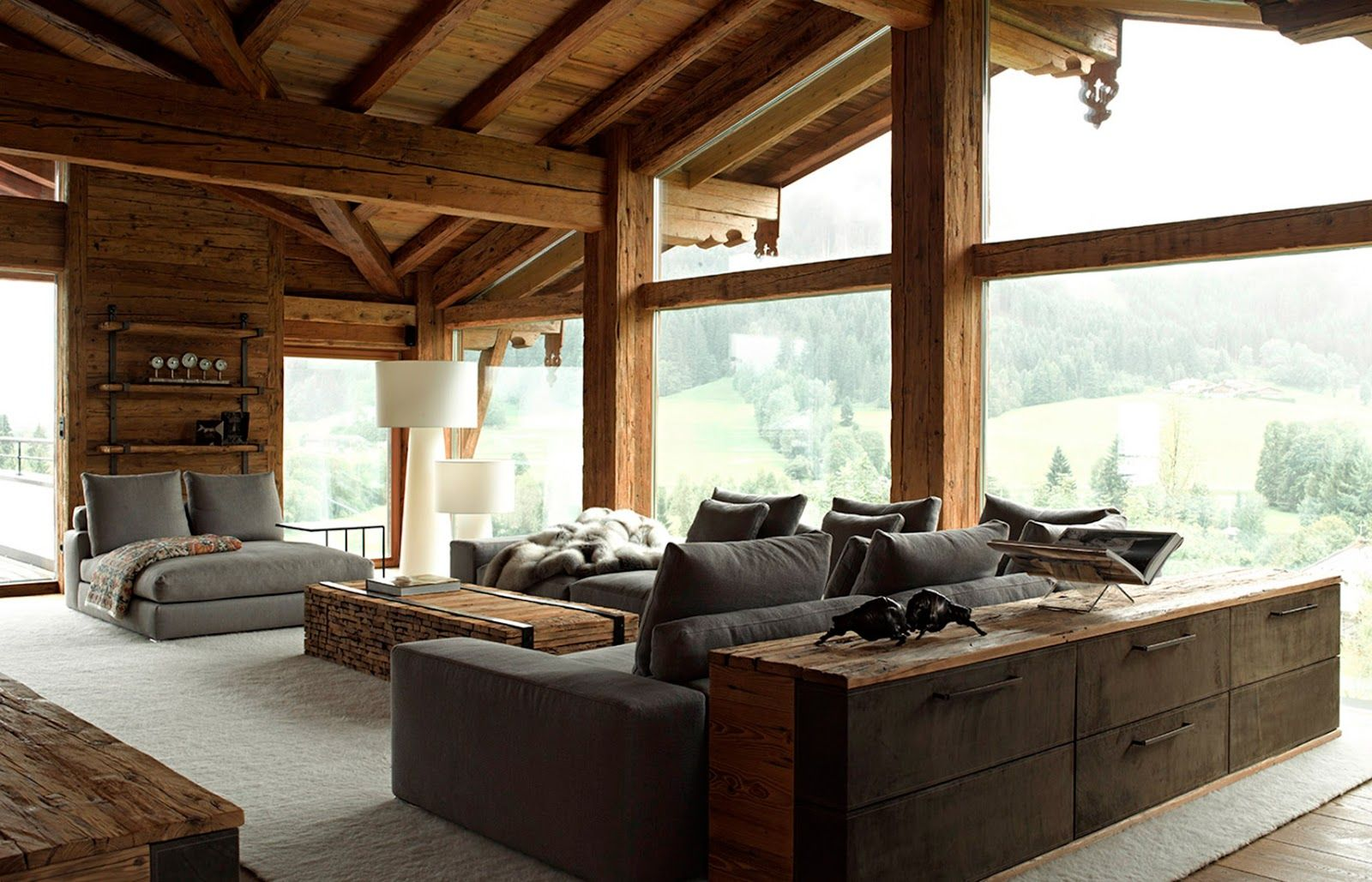 hillside snowcrest the ultimate modern rustic ski chalet in hillside snowcrest the ultimate modern rustic ski chalet in montana ski chalet modern rustic and montana