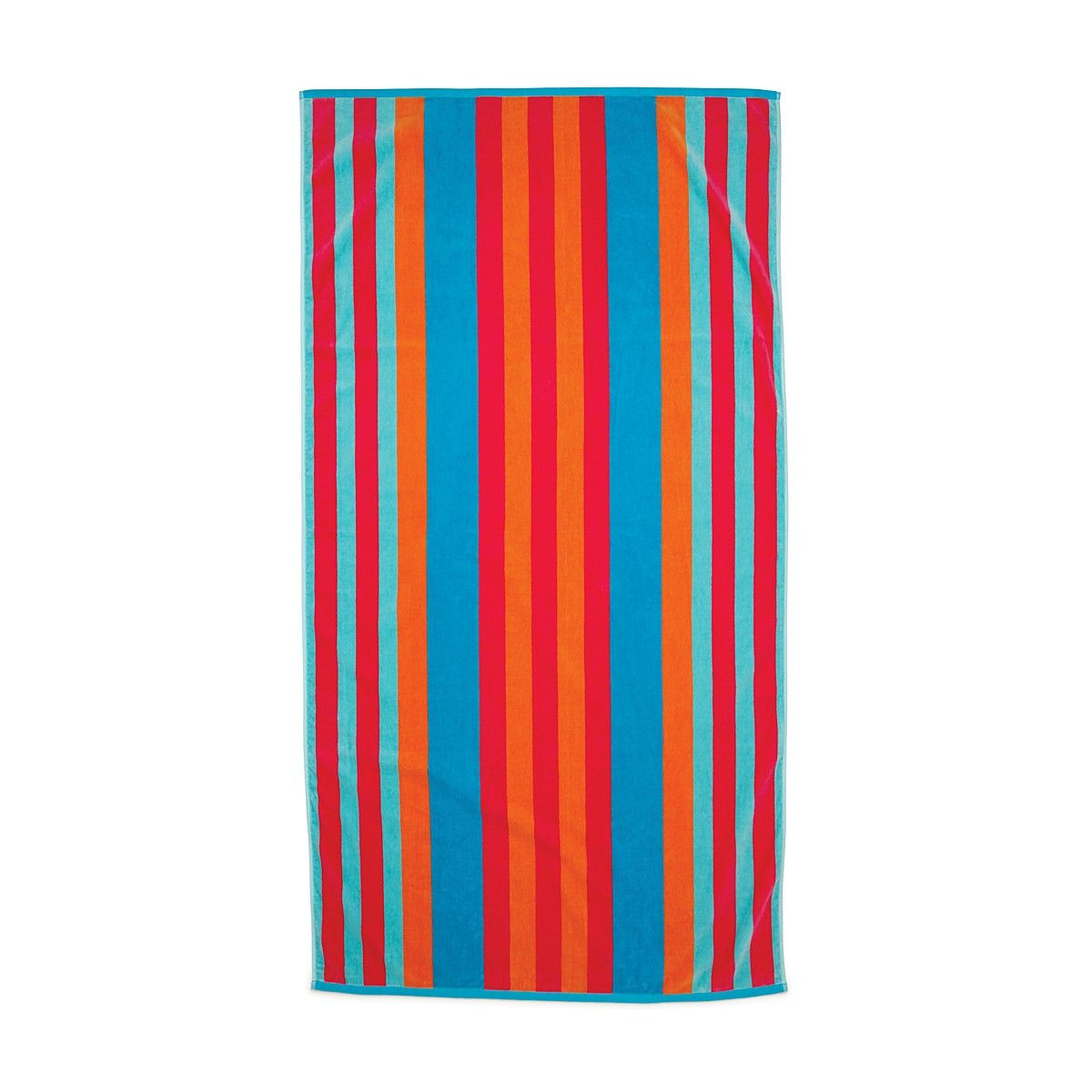 Lauren By Ralph Lauren Caribbean Stripe Beach Towel Striped