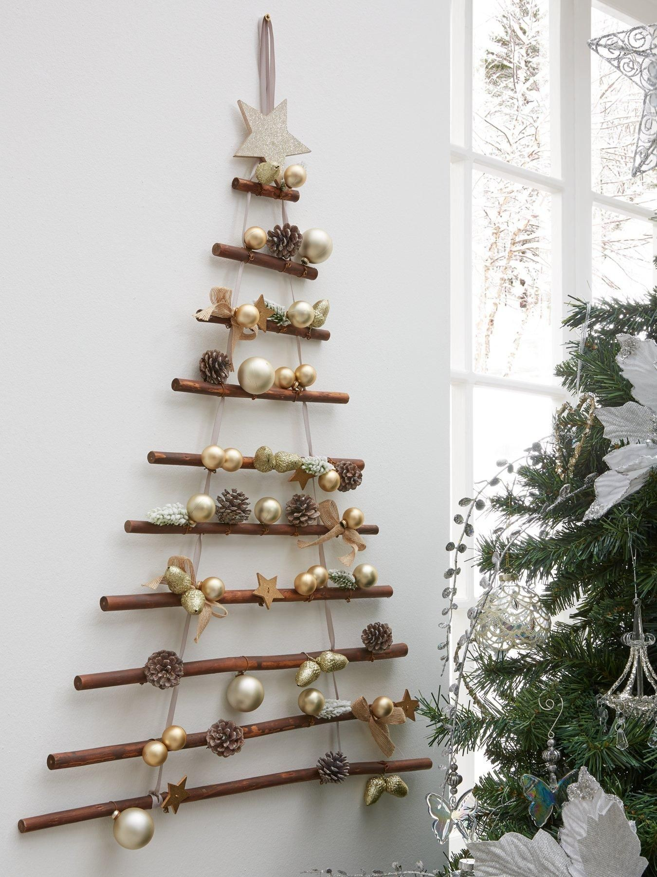 Wall Hanging Christmas Tree Decor Christmas Decor Hanging Tree Wall In 2020 Wall Hanging Christmas Tree Hanging Christmas Tree Wall Christmas Tree