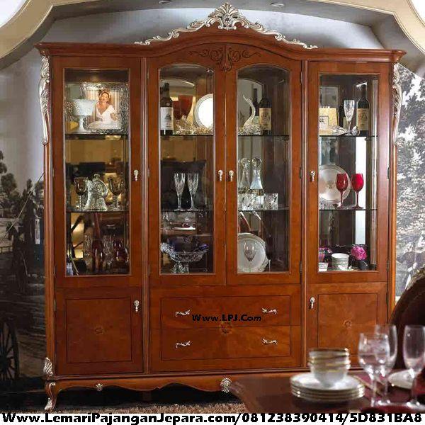 Lemari Bufet Jati Minimalis Jepara Cabinet Woodworking Plans Woodworking Kit For Kids Crockery Cabinet Design