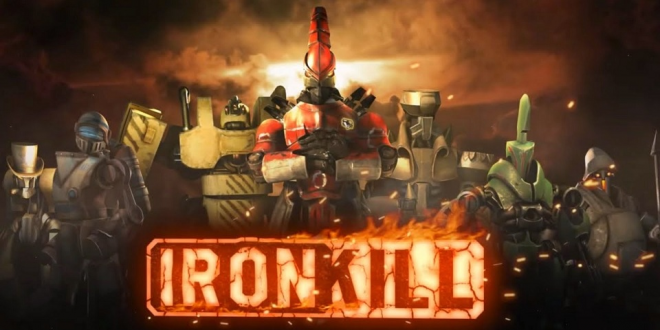IronKill Robot Fighting Game Hack tools By gohackingbot