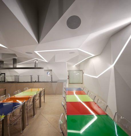Vodafone Head Office, Porto Design Ideas