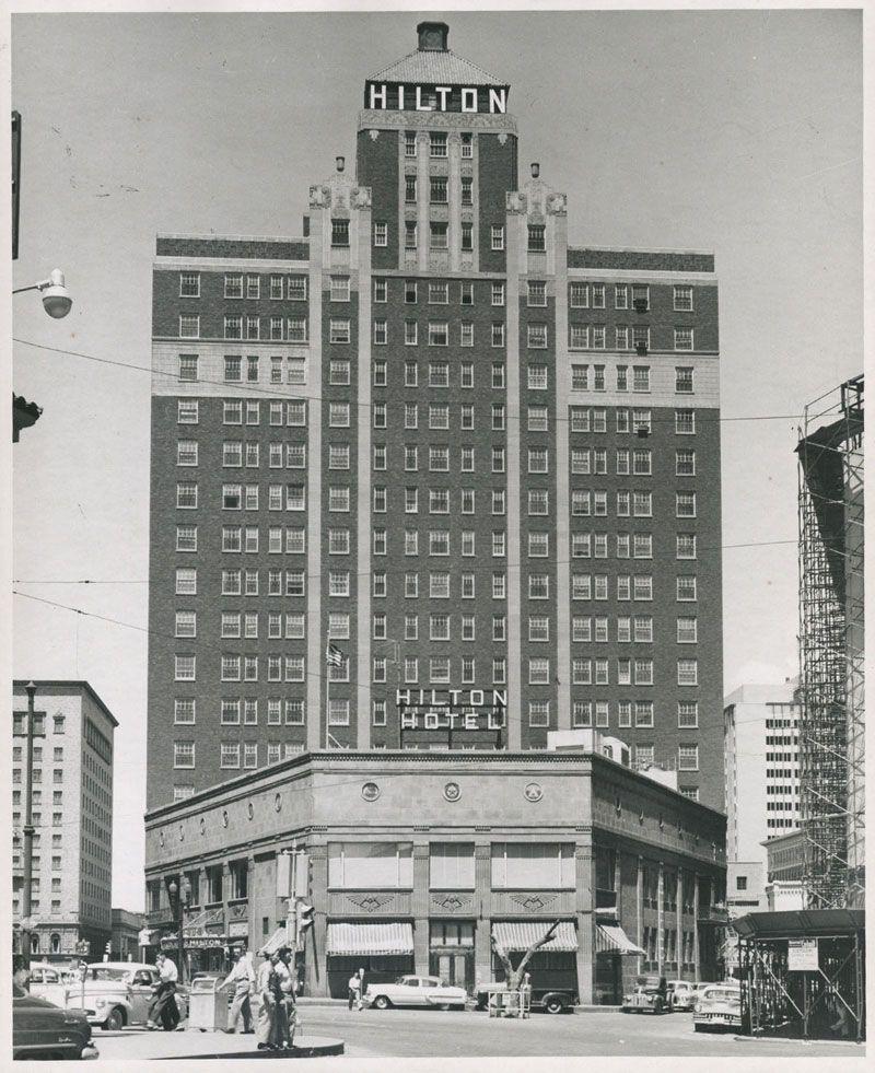 Apartments Near Me El Paso Tx: November 5, 1930 The 19-story, 300-room El Paso Texas