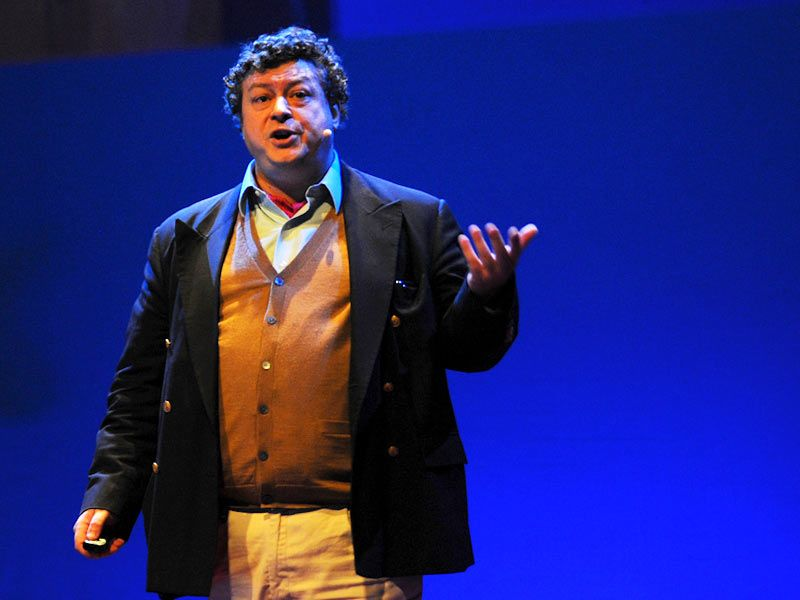 Rory Sutherland: Perspectief is alles | Video on TED.com