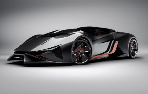 Future Lamborghini Super Car Cool Backgrounds HD Wallpaper