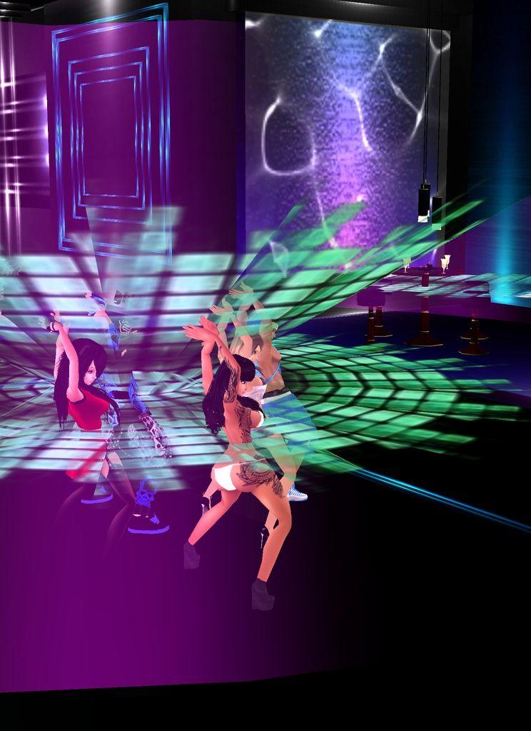 Captured Inside IMVU Join the Fun! Virtual world, Imvu