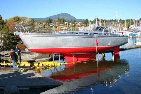 Angelo Lavranos design custom aluminum sailboat, boatbuilding British Columbia, Gibsons, BC, aluminum sailboat building  Now YOU Can Build Your Dream Boat With Over 500 Boat Plans!  Now YOU Can Build Your Dream Boat With Over 500 Boat Plans!