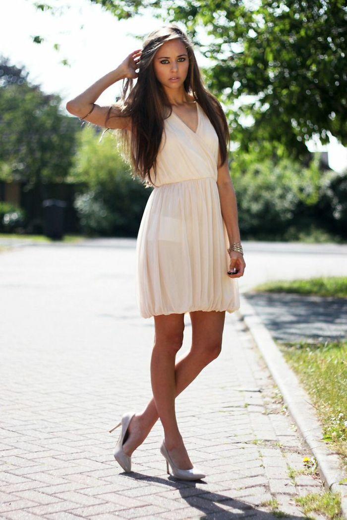 Schuhe zum kleid sommer