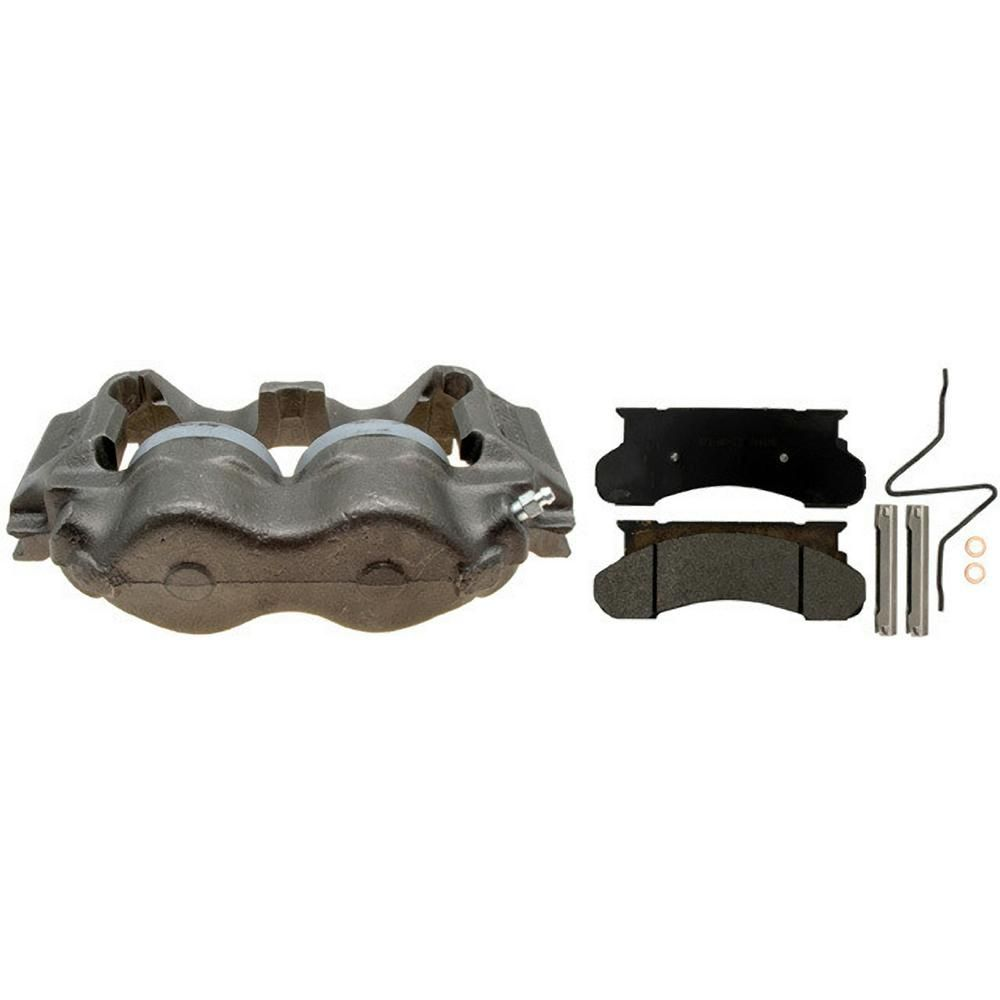 small resolution of raybestos front left reman pg plus loaded caliper fits 1988 1994 ford f 250 f 250 f 350 e 250 econoline