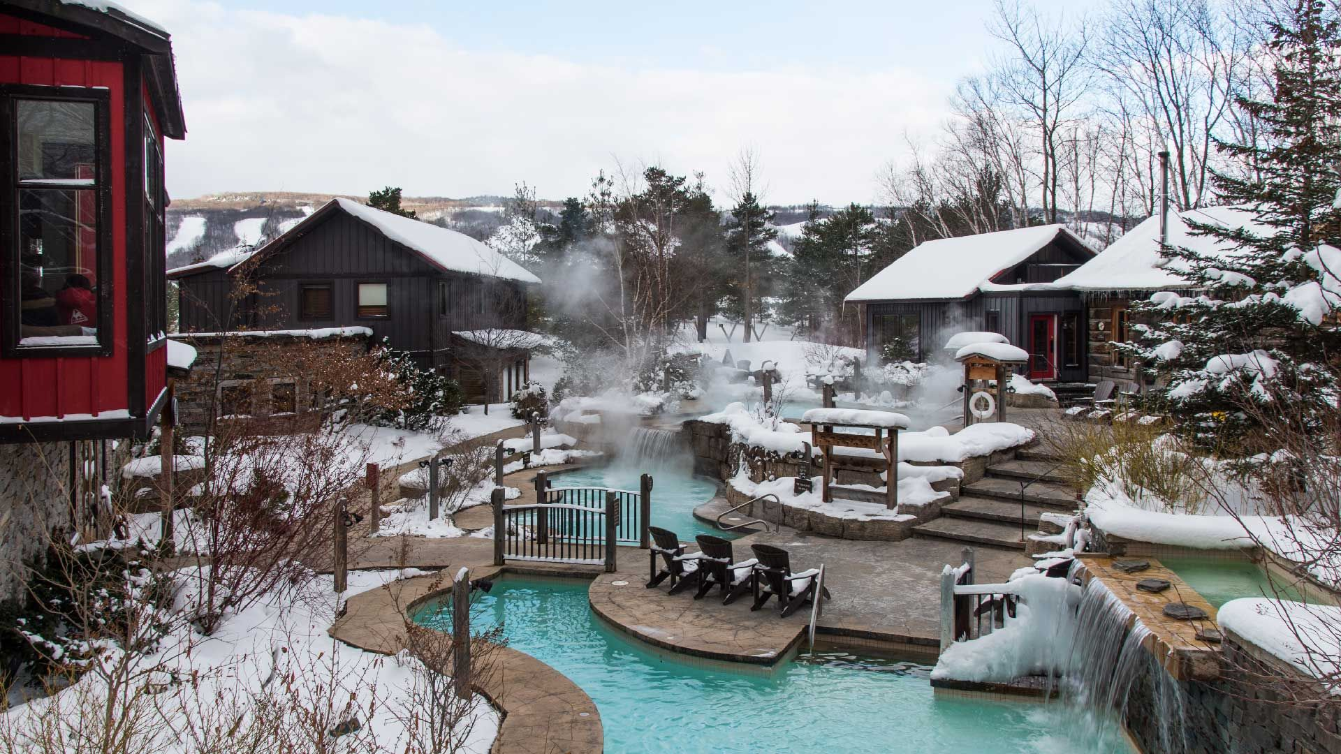 Spa And Massage Packages Scandinave Spa Blue Mountain Scandinave Spa Blue Mountain Mountain Resort Spa Relaxing Getaways