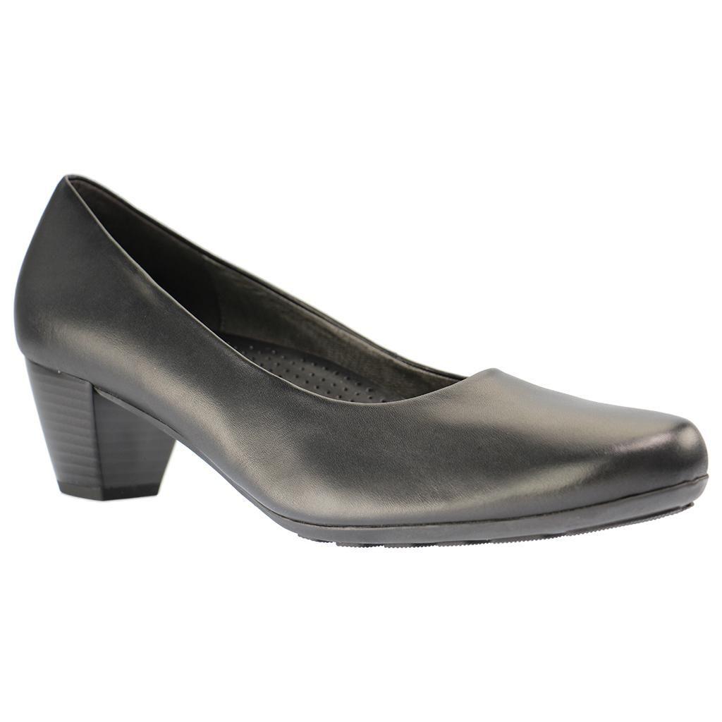 GABOR COMFORT - 02.120 - Damen Pumps - Schwarz Schuhe in Übergrößen #Schuhe  #in #Übergrößen #Damen #Damenschuhe #XL #grosse #Übergrösse #Salzberg…