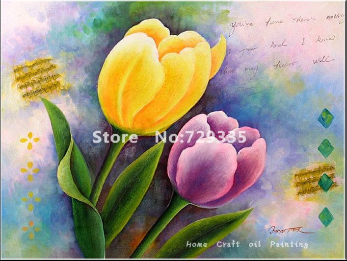17 Best images about oil painted flowers on Pinterest | Acrylics ...