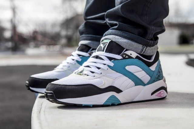 PUMA TRINOMIC R698 (MEN'S 90S PACK