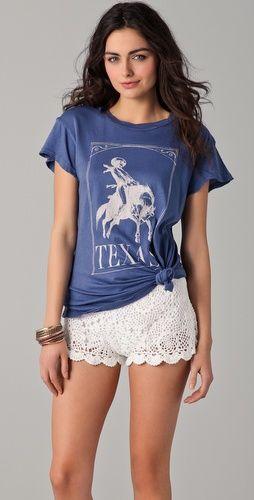 I like the shirt!