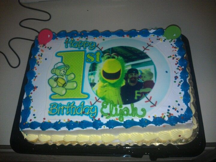 Elijahs cake
