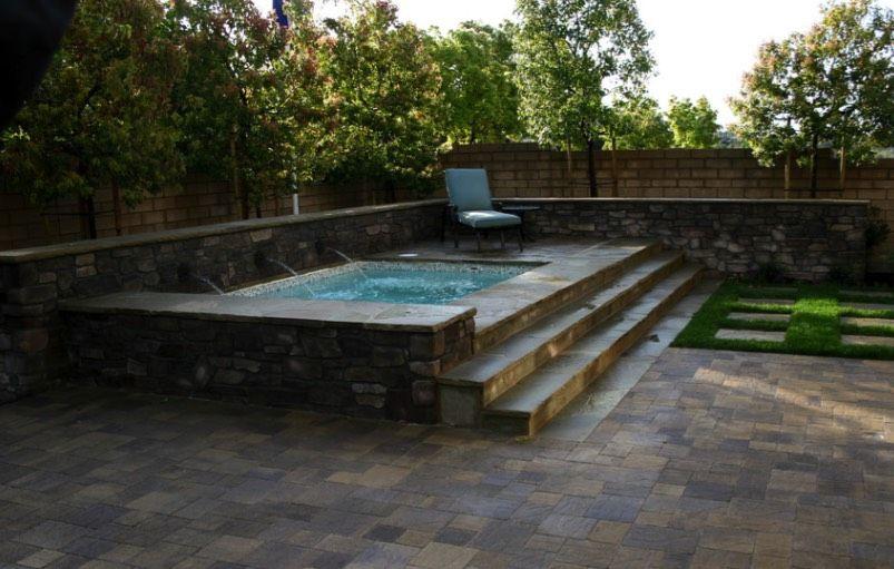 Beauty On A Budget Above Ground Pool Ideas Backyard Pool