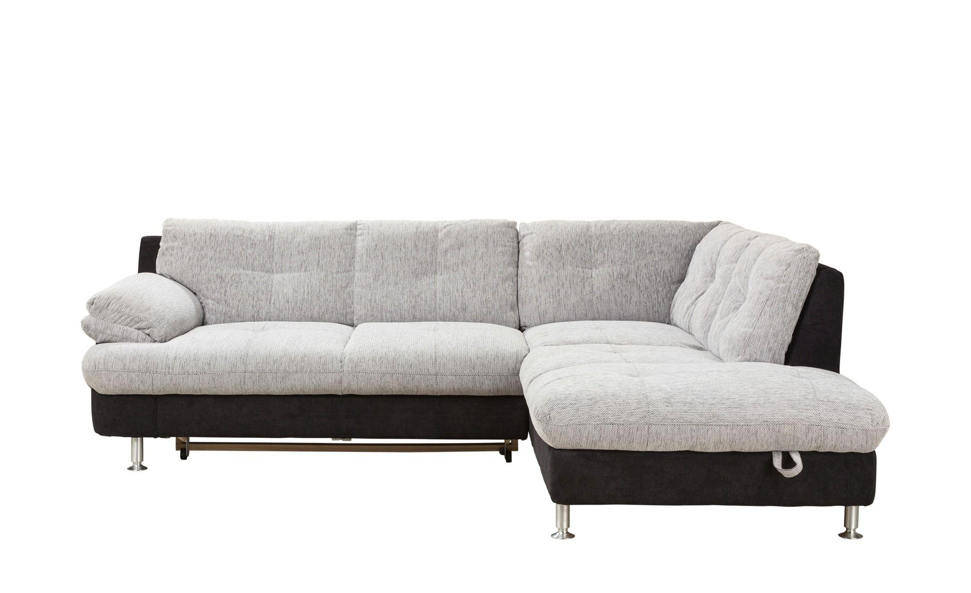 Ecksofa mit schlaffunktion beige  Großes Ecksofa mit Schlaffunktion Beatha | Wohnzimmer | Pinterest