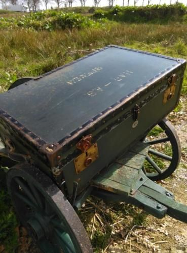 Knigge Bremen oude brocante koffer louis knigge bremen nr47 brocante vintage en