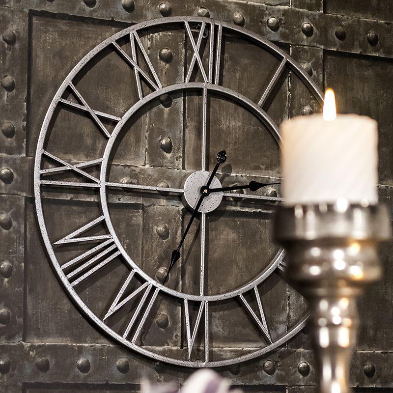 Onze favoriete klok is er ook in het grijs! - Klokken | Pinterest ...