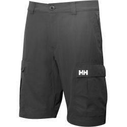 Photo of Helly Hansen Mens Qd Cargo Shorts Ii Segelhose Black 33