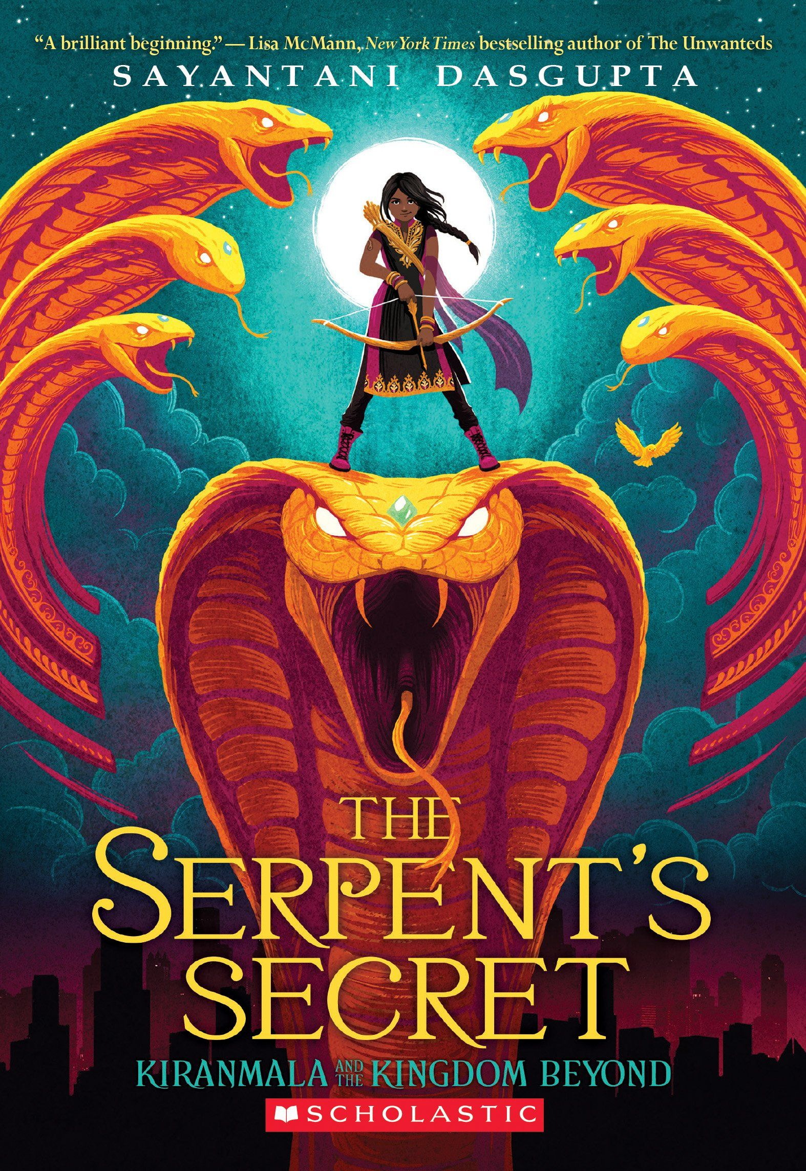 Amazon Fr The Serpent S Secret Kiranmala And The Kingdom