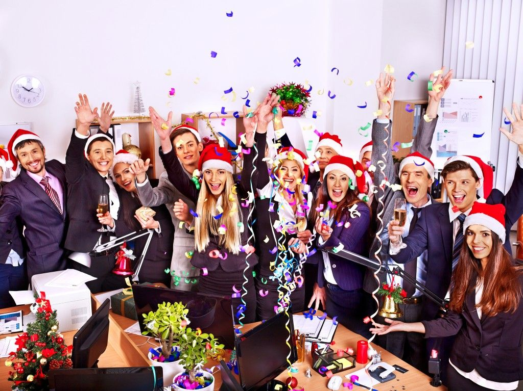 fun office party ideas for christmas