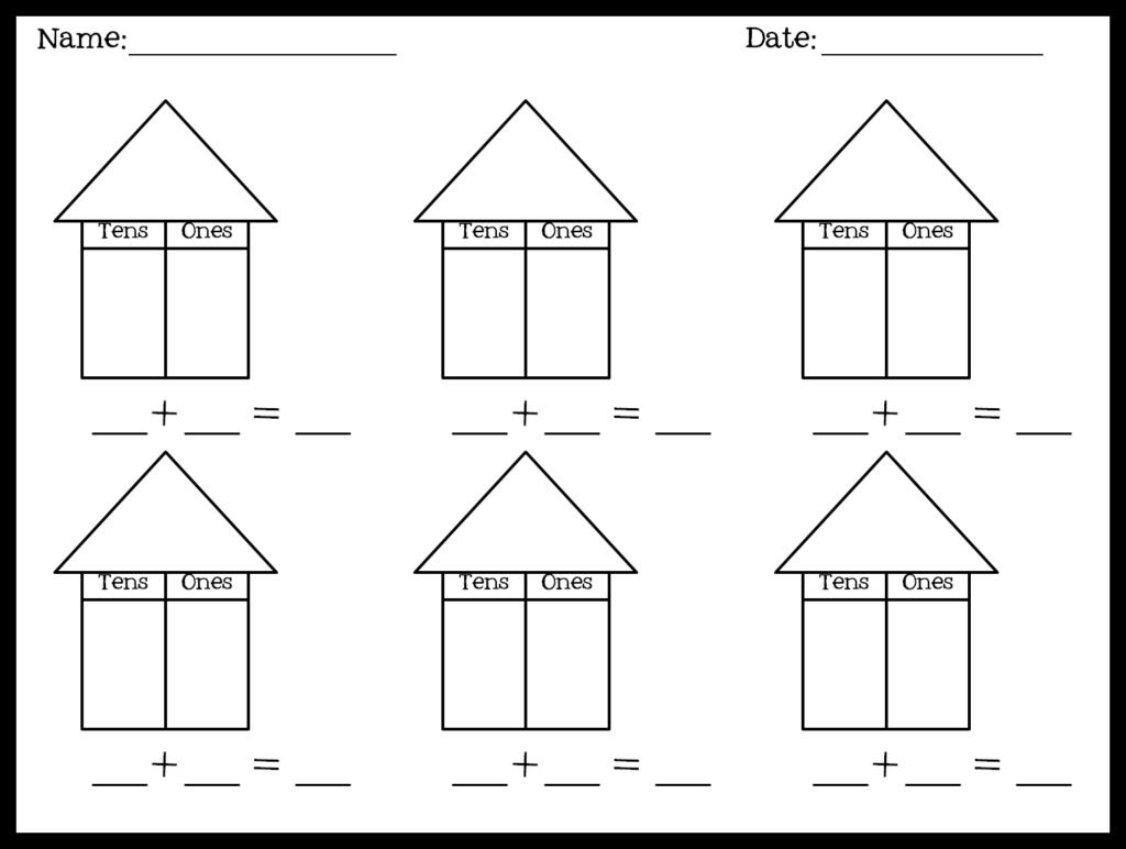 1st Grade Place Value
