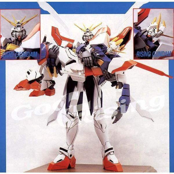 14 Shining Gundam God Image Download