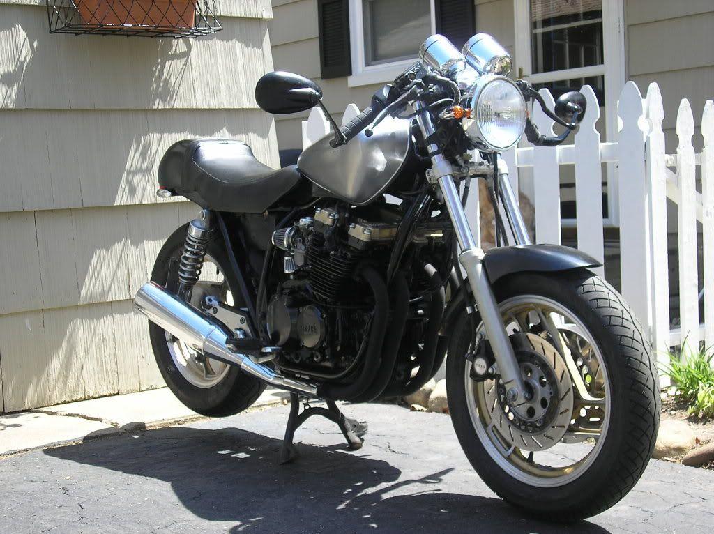 Yamaha Radian Oil Change