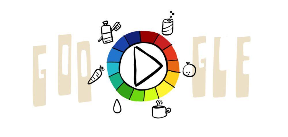 7 Doodles Científicos Para Jugar Y Aprender Eres Ciencia En 2019 Doodles De Google Concepto De Ciencia Y Ciencia